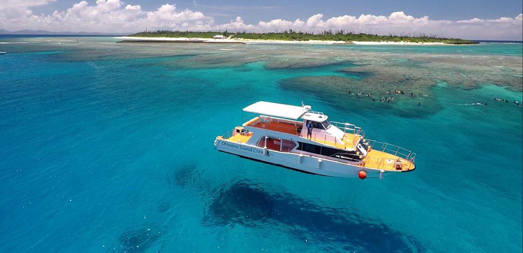 海は沖縄の宝物。<br>あなたの笑顔は私たちの宝物~2021年夏!<br>みんな島ツアー予約受付中~